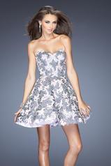 20246 La Femme Short Dresses