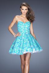 20247 La Femme Short Dresses