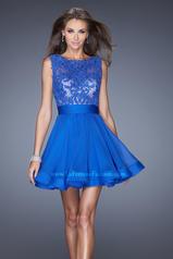 20429 La Femme Short Dresses