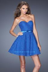 20439 La Femme Short Dresses