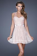 20531 La Femme Short Dresses