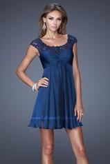 20624 La Femme Short Dresses