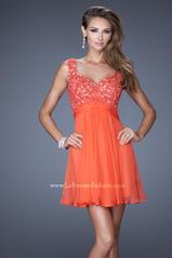20631 La Femme Short Dresses