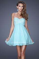 20633 La Femme Short Dresses