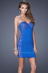 20662 La Femme Short Dresses