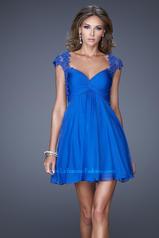 20682 La Femme Short Dresses