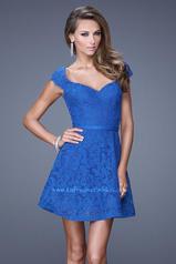 20699 La Femme Short Dresses