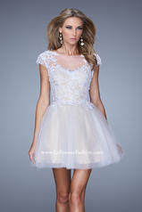 20781 La Femme Short Dresses