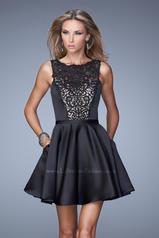 21297 La Femme Short Dresses