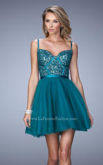21838 La Femme Short Dresses