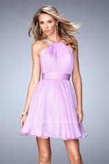 21885 La Femme Short Dresses