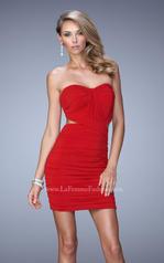 21951 La Femme Short Dresses
