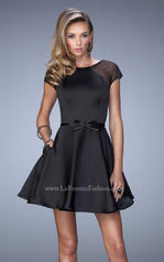 21984 La Femme Short Dresses