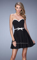 21986 La Femme Short Dresses