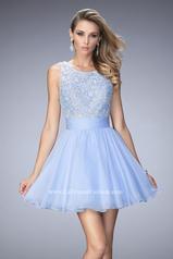 21991 La Femme Short Dresses