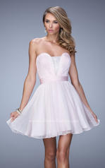 21994 La Femme Short Dresses