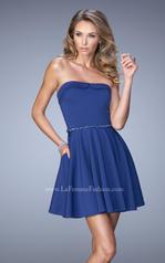 22023 La Femme Short Dresses