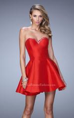 22047 La Femme Short Dresses
