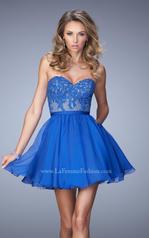 22049 La Femme Short Dresses
