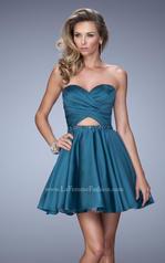 22083 La Femme Short Dresses