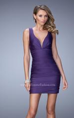 22102 La Femme Short Dresses