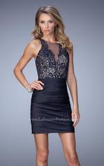 22104 La Femme Short Dresses