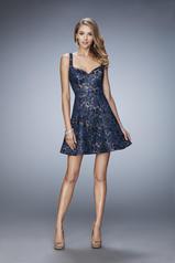 23301 La Femme Short Dresses