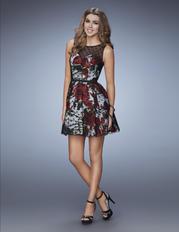 23312 La Femme Short Dresses