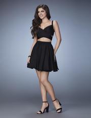 23469 La Femme Short Dresses