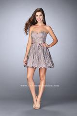23519 La Femme Short Dress