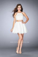 23531 La Femme Short Dress