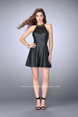 23790 La Femme Short Dress