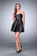 23871 La Femme Short Dress