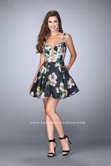 24500 La Femme Short Dress