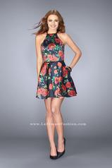 24620 La Femme Short Dress