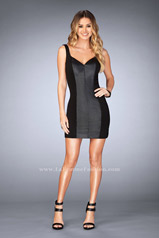 25050 La Femme Short Dress