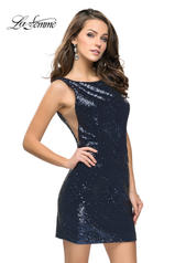 26614 La Femme Short Dress