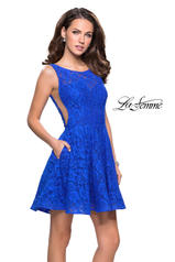 26616 La Femme Short Dress