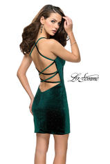 26620 La Femme Short Dress