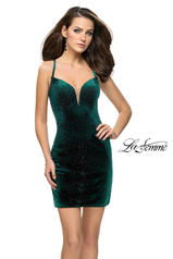 26620 La Femme Short Dress