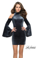 26628 La Femme Short Dress