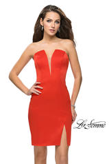 26629 La Femme Short Dress