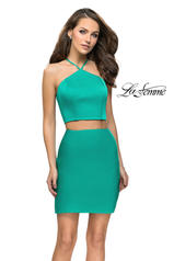 26630 La Femme Short Dress