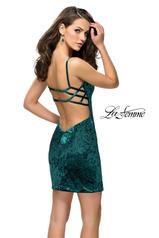 26636 La Femme Short Dress