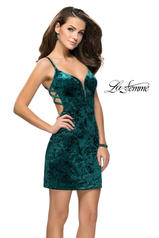 26636 La Femme Short Dress