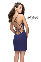 26638 La Femme Short Dress