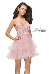 26654 La Femme Short Dress