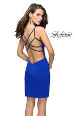 26657 La Femme Short Dress