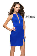 26657 La Femme Short Dress