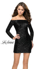 26662 La Femme Short Dress